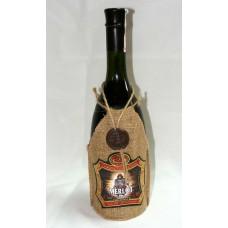 vin shaman Merlot demi dulce 0,75l